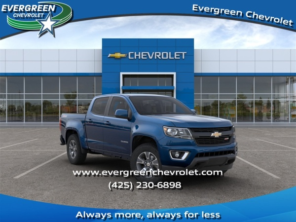 2020 Chevrolet Colorado in Issaquah, WA