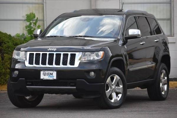 2012 Jeep Grand Cherokee in Fredericksburg, VA