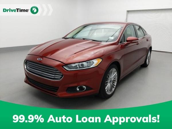 2014 Ford Fusion in Gainesville, FL