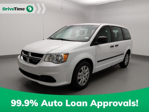 2015 Dodge Grand Caravan American Value Pack