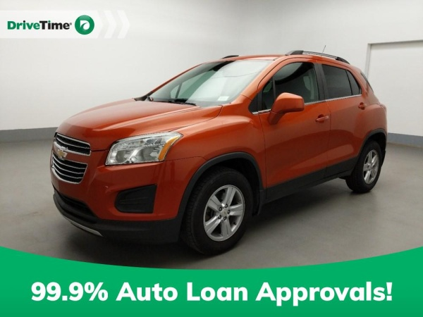 2015 Chevrolet Trax in Glen Burnie, MD