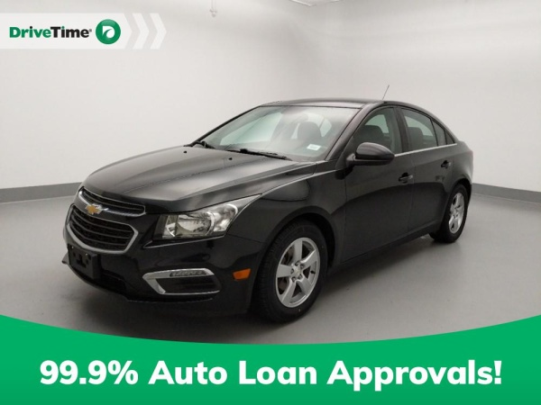 2016 Chevrolet Cruze Limited in Independence, MO