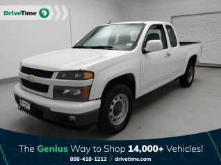 2010 Chevrolet Colorado Work Truck Extended Cab Standard Box 2wd For In St Louis
