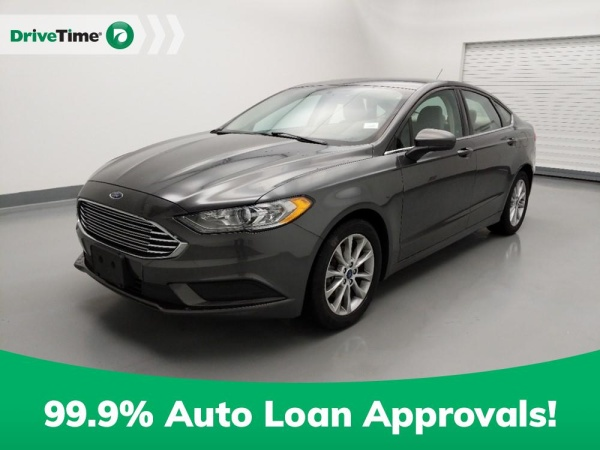 2017 Ford Fusion in Columbus, OH