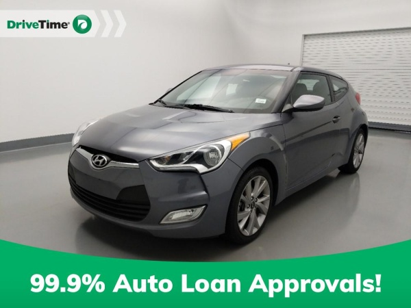 2017 Hyundai Veloster in Fairfield, OH