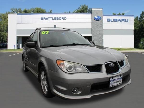2007 Subaru Impreza Outback Sport Special Edition Wagon Auto For