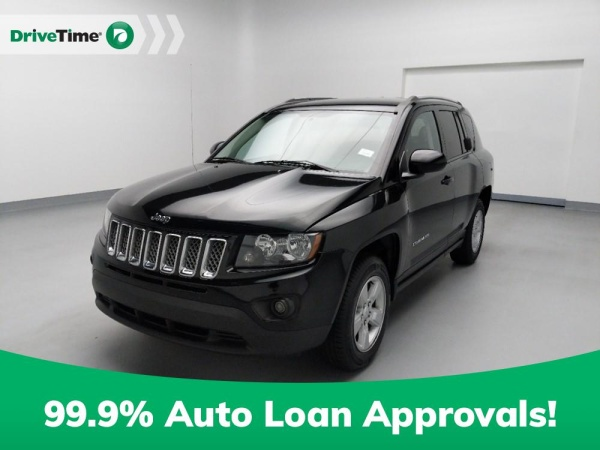 2017 Jeep Compass in Fort Worth, TX