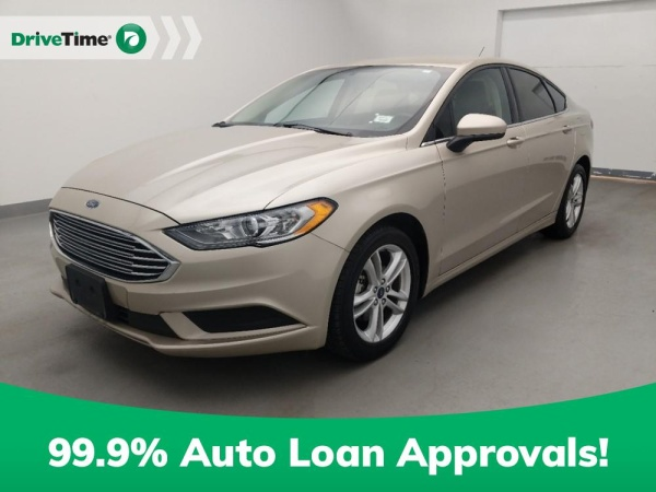 2018 Ford Fusion in Houston, TX