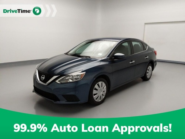 2017 Nissan Sentra in Lewisville, TX