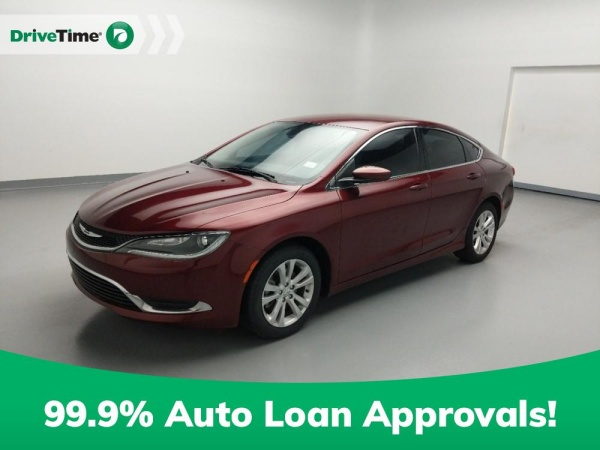 2015 Chrysler 200 in Live Oak, TX