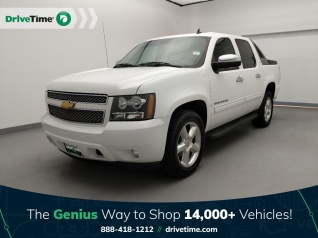 2010 Chevrolet Avalanche 1500 Lt 2wd For In Plano Tx