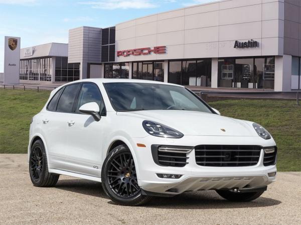 2017 Porsche Cayenne in Austin, TX