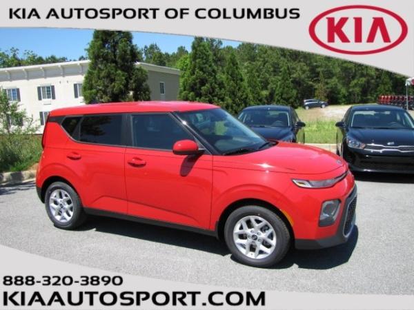 Kia Columbus Ga >> 2020 Kia Soul S Ivt For Sale In Columbus Ga Truecar