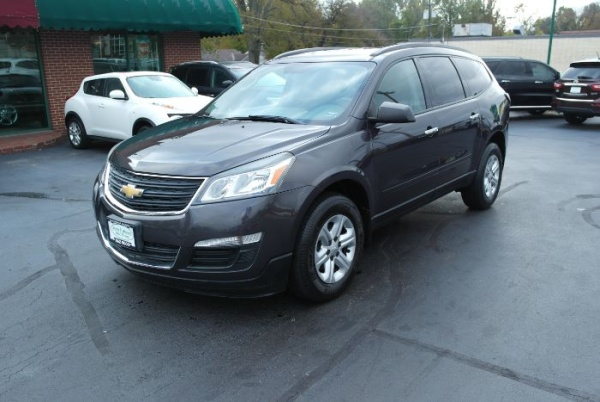 2013 Chevrolet Traverse in Springfield, MO