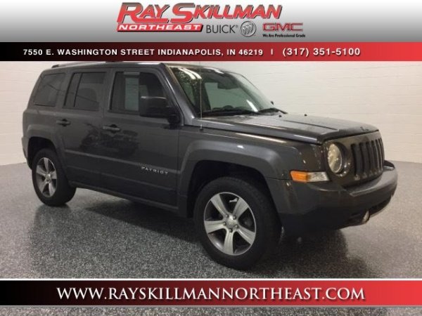2017 Jeep Patriot in Indianapolis, IN