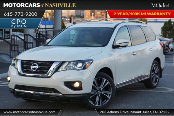 2017 Nissan Pathfinder in Nashville, TN