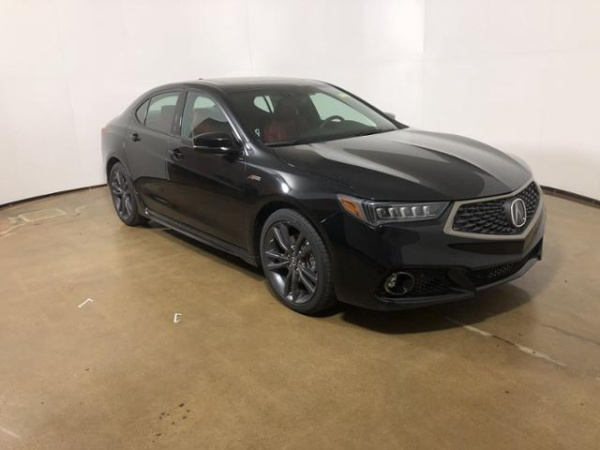 2019 Acura TLX 2.4L FWD with A-Spec Red Package