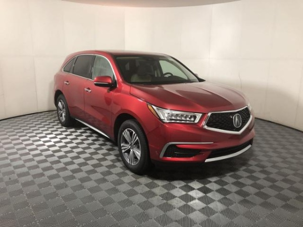 2020 Acura MDX in Greenwood, IN