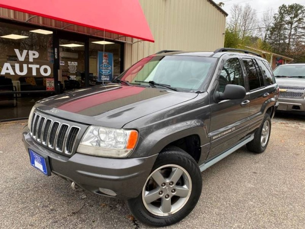 2002 Jeep Grand Cherokee in Greenville, SC