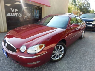 2007 buick lacrosse cxs for sale in greenville, sc