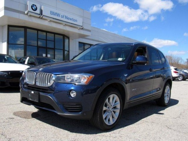 Bmw Of Newton >> 2017 Bmw X3 Xdrive28i Awd For Sale In Newton Nj Truecar