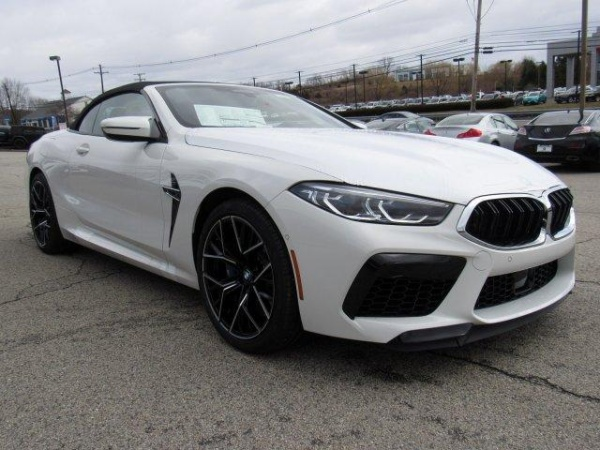 2020 BMW M8 in Newton, NJ