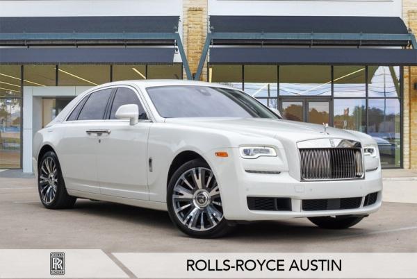 2018 Rolls-Royce Ghost Base