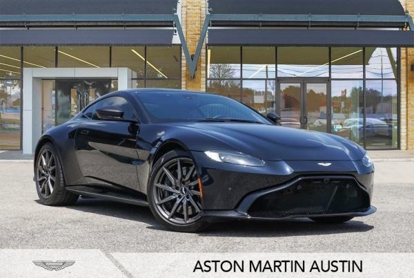 2019 Aston Martin Vantage Base