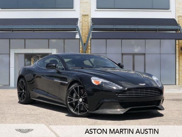 2016 Aston Martin Vanquish Vanquish