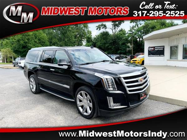 2016 Cadillac Escalade Luxury