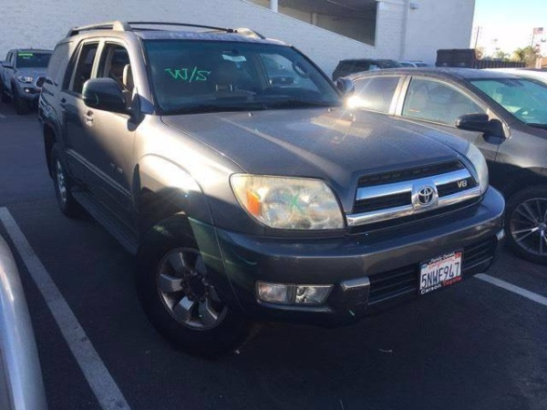 2005 Toyota 4runner Sr5 V8 4wd Automatic For Sale In Rocklin Ca