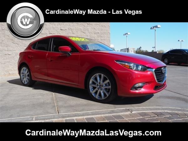 2017 Mazda Mazda3 in Las Vegas, NV
