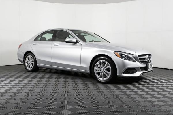 2015 Mercedes-Benz C