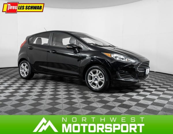 2016 Ford Fiesta in Lynnwood, WA