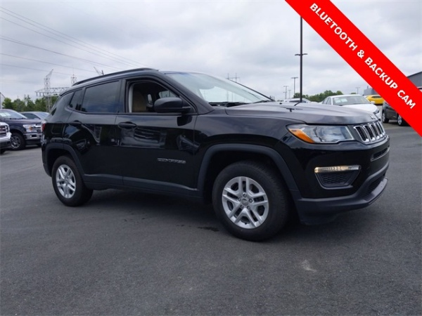 2018 Jeep Compass in Vidalia, GA