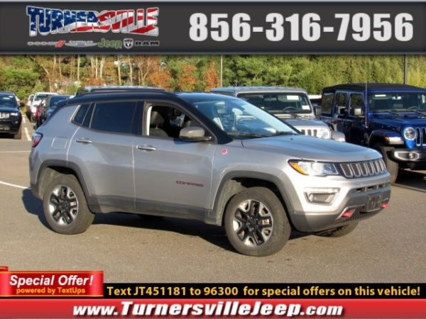 2018 Jeep Compass in Sicklerville, NJ