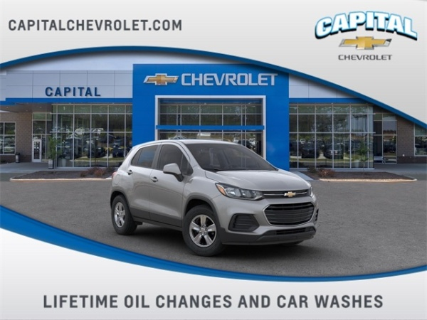 2020 Chevrolet Trax in Wake Forest, NC