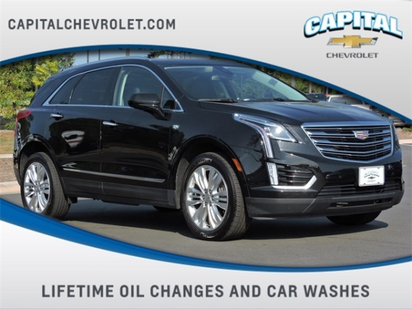 2018 Cadillac XT5 in Wake Forest, NC