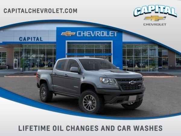 2020 Chevrolet Colorado in Wake Forest, NC
