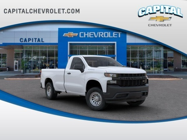 2020 Chevrolet Silverado 1500 in Wake Forest, NC
