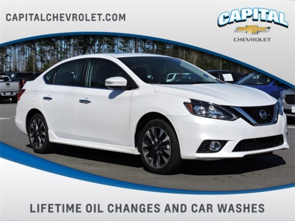 2018 Nissan Sentra in Wake Forest, NC