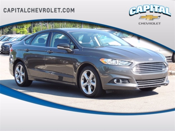 2016 Ford Fusion in Wake Forest, NC