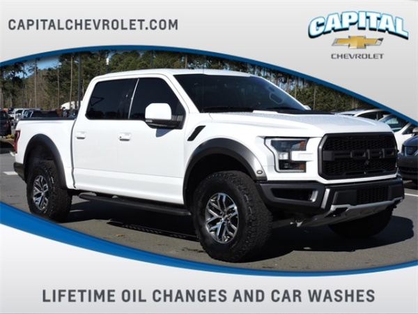 2017 Ford F-150 in Wake Forest, NC