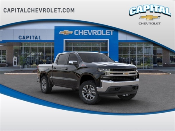 2020 Chevrolet Silverado 1500 in Wake Forest, NC