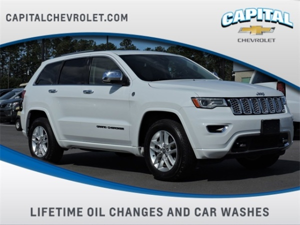 2017 Jeep Grand Cherokee in Wake Forest, NC