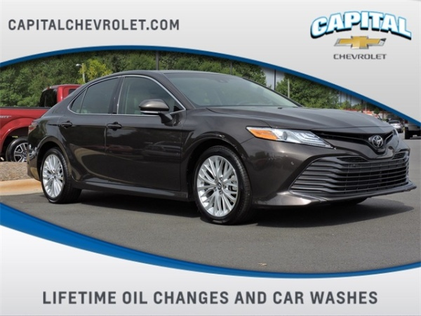 2018 Toyota Camry in Wake Forest, NC