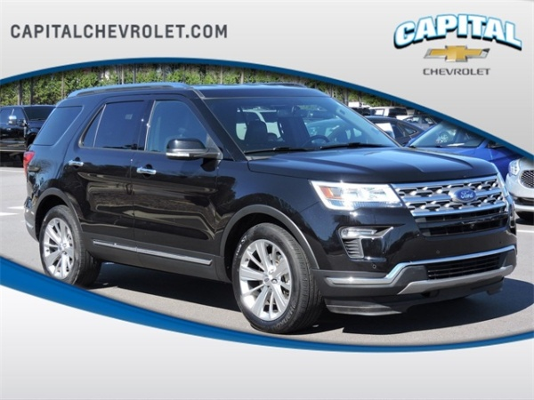 2019 Ford Explorer in Wake Forest, NC