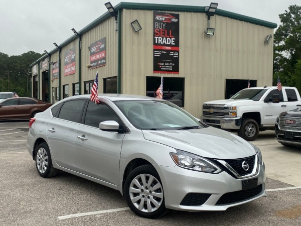 2017 Nissan Sentra in Humble, TX