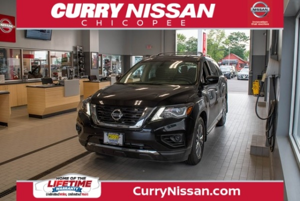 2019 Nissan Pathfinder in Chicopee, MA