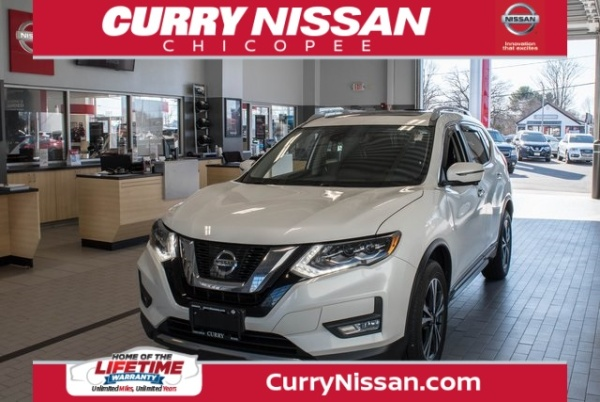 2017 Nissan Rogue in Chicopee, MA